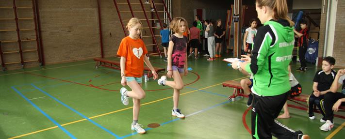 Sportkeuzetest